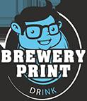 Brewery Print
