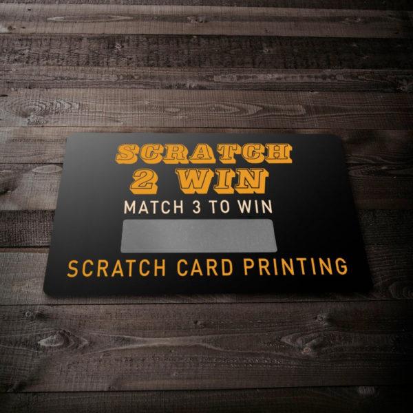 scratchcard
